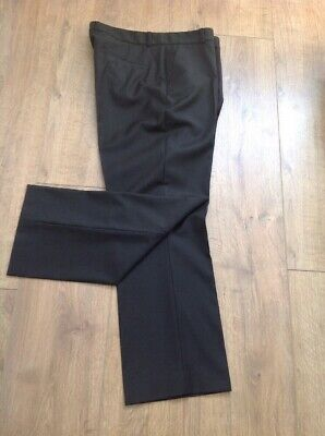 Joseph Dark Brown Trousers 42
