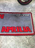 APRILIA GARAGE FLOOR MAT