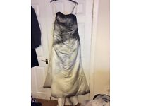 Corpse Bride Dress Sz 16/18 Get Now In Time For Halloween