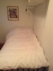 SHORT TERM  ROOM for Single person only