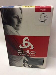 Odlo Ski Funktion Unterhemd langarm warm Damen Größe M 38/40 NEU