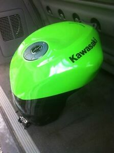 KAWASAKI ZX10R 2008-10 GAS/FUEL TANK WITH RACING CAP & FUEL PUMP Windsor Region Ontario image 3