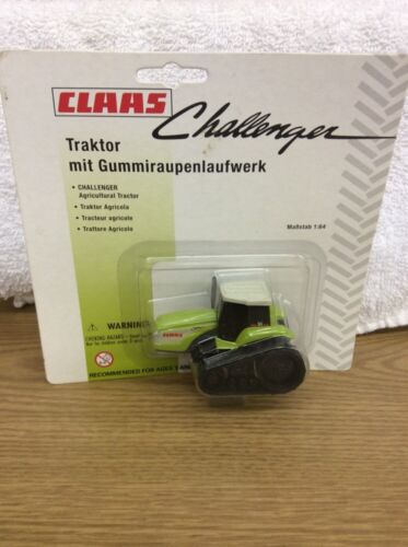 1/64 Cast Claas Challenger 55 track tractor by Norscott