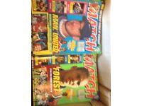 72 x Match Football Magazines - January 1995 to February 1998