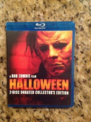 Halloween (Blu-ray Disc, 2008)Authentic US Release - Halloween Movie Releases