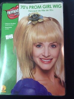 70's Prom Girl Wig - 70'S Prom Girl Wig