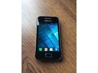 Samsung Galaxy Ace on Tesco Mobile
