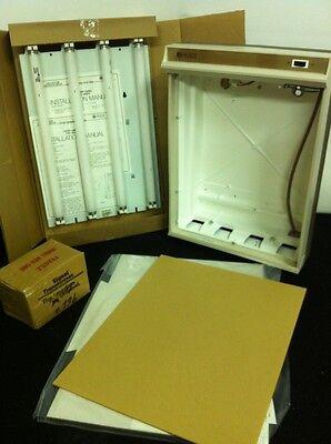 New Picker Fvs 4-lamp Desk Illuminator X-ray Film Viewer System Wall 17x14