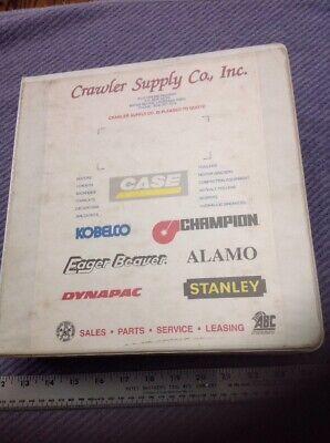 Case 1845c Uni Loader Parts Catalog