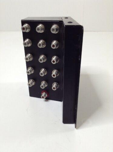 Legrand OnQ 3x8 Video Module 363469-02