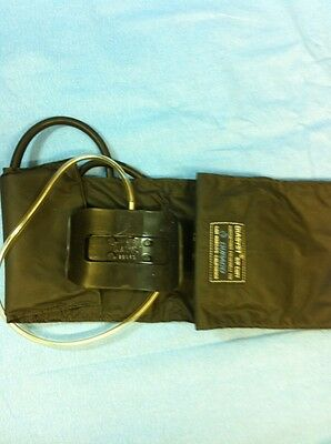 New Dupaco Diasyst Blood Pressure Cuff Adult Wsound Chamber Transducer 22940