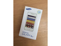NEW: SAMSUNG GALAXY ACE GT-S5830i, SIM FREE ANDROIDE SMART PHONE, BLACK, UK MODEL