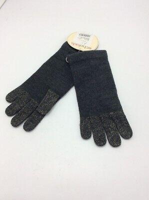 Echo Design Kids Gray Gloves One Size 100P