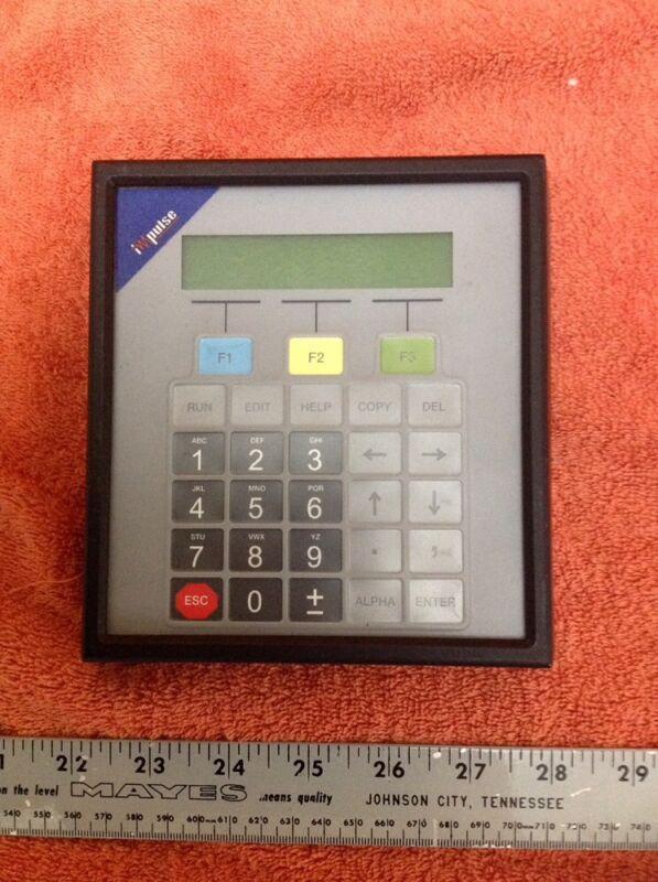 Industrials Devices Corporation FP100 Keypad