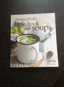 Slimming World's Little Book Of Soups - Food Optimising ...