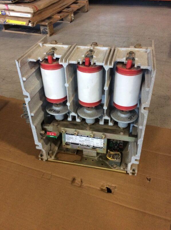 Mitsubishi Electric Vacuum Contactor VZ5-PE-C 450 Amp 7.2 kV