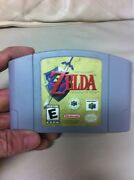 The Legend of Zelda Ocarina of Time N64