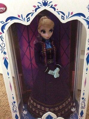 Disney Elsa Coronation Dress Doll Limited Edition