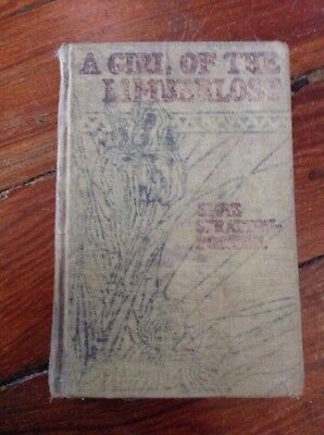 A Girl of the Limberlost Gene Stratton-Porter First Edition 1909