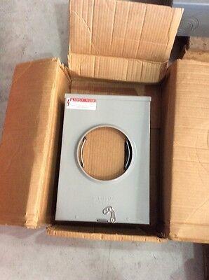Milano Meter Socket U4701-rl-qg 200 Amp 600 Volt 3r Enclosure