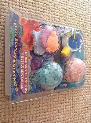Finding Dory Underwater Friends Mixed Bubble Bathtime Adventure Fun/Dora Bath
