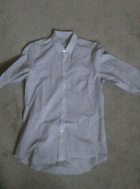 Topman shirt - Grey - Size Medium