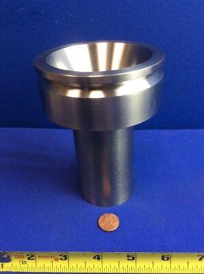 32 Auger Filler Straight Funnel 4 Hub For All-fill Ams Spee-dee Matter-burt