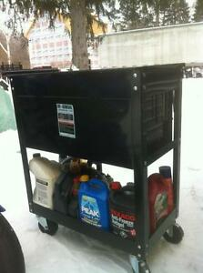 NEW TOOL CART WITH 4 DRAWERS STILL IN THE BOX Windsor Region Ontario image 8