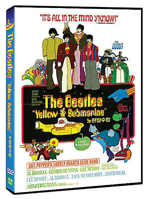 Yellow Submarine / George Dunning (1968) - DVD new