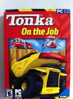 Tonka On the Job $ 10.