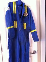 Assorted Coveralls size medium or 42 regular and tall