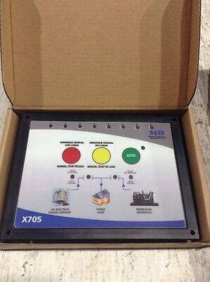 X705 Auto Transfer Switch P705 Miami Breaker Genset Controller Module