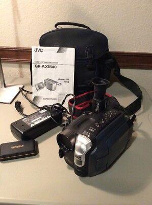 Видеокамеры Vintage JVC CompAct Vhs Camcorder