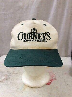 trucker hat baseball cap Vintage Gurneys Seed & Nursery Co.