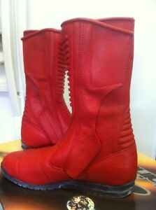 TEKNIC MAGNUM BOOTS RED SIZE 9 NEW IN THE BOX Windsor Region Ontario image 5