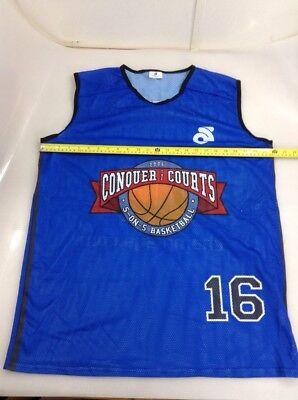 96fa8292569 Champion System Mens Basketball Jersey Size Xl X Large (5617-65)