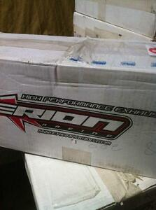30% OFF NEW ERION RACING GSXR600 03-05 BOLT ON EXHAUST CAN