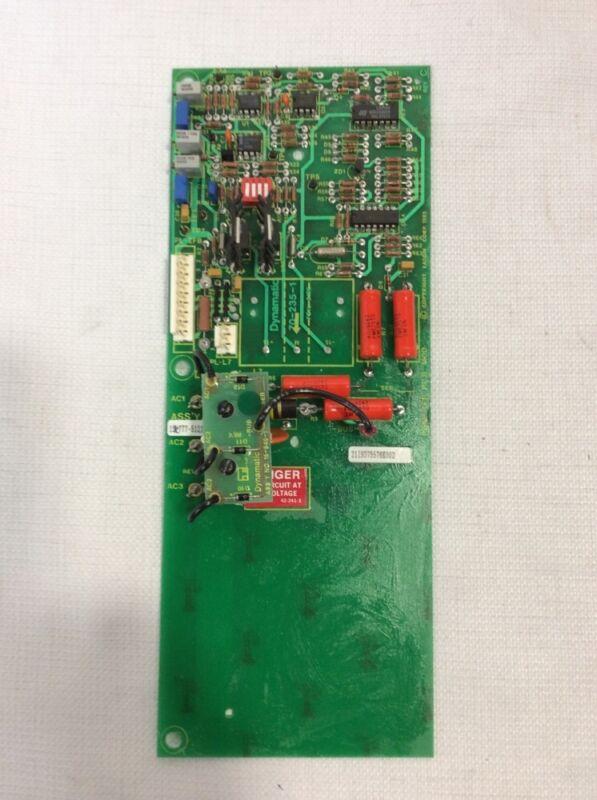 NEW EATON 15-777-5121 DYNAMATIC FEEDBACK PCB CIRCUIT BOARD REV D