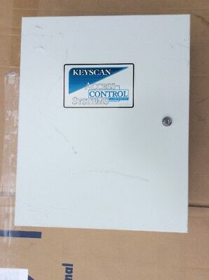 Keyscan Ca8400 Security Card Badge Access Control Panel Cb-485 2x Ocb Ca8400b