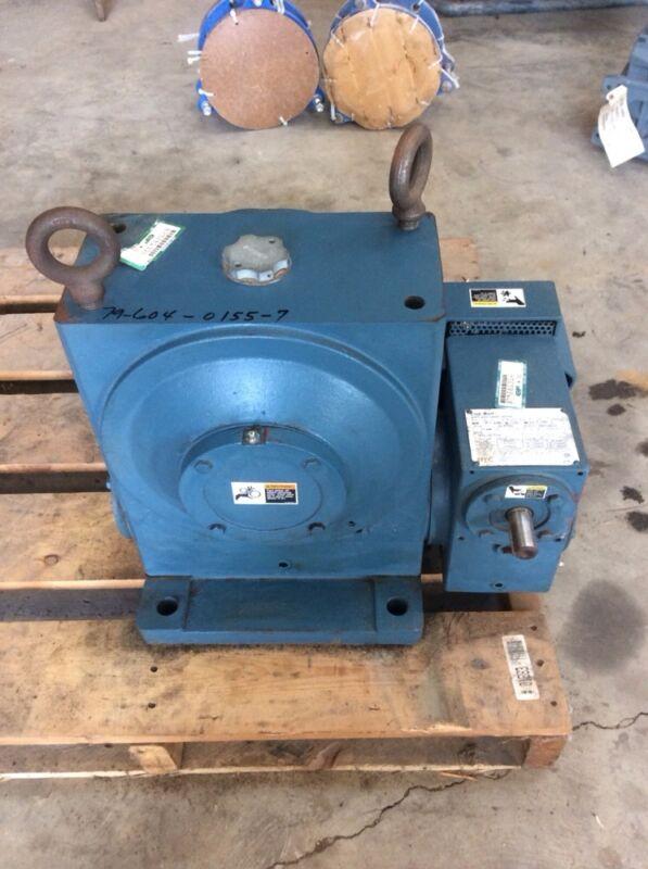 Rexnord Linkbelt Gear Reducer Mw145 Type D Ratio 450:1