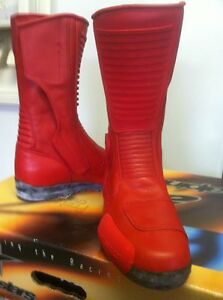 TEKNIC MAGNUM BOOTS RED SIZE 9 NEW IN THE BOX Windsor Region Ontario image 4