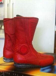 TEKNIC MAGNUM BOOTS RED SIZE 9 NEW IN THE BOX Windsor Region Ontario image 3