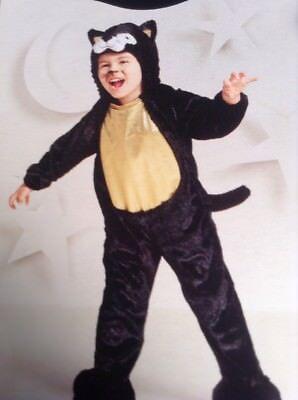 CHILDRENS TODDLERS ANIMALS Cat Kitty PLUSH COSTUME 18-24M ](Plush Animal Costumes)