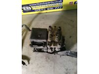 FIAT PUNTO GT COUPE ABS PUMP 0265208033 0 265 208 033