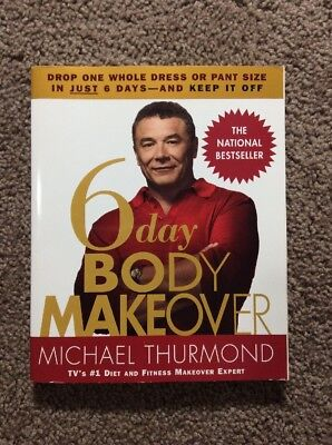 Drop Dress Size 6 Day - 6-Day Body Makeover: Drop One Whole Dress or Pant Size in Just 6 Days--and Keep