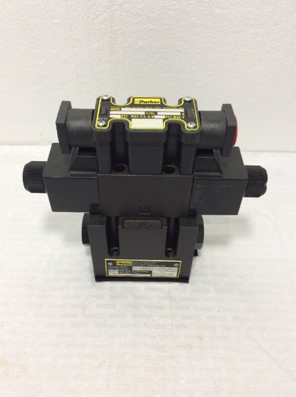 NEW Parker Directional Control Solenoid Valve D31VW006C2NYCF 91 5000PSI