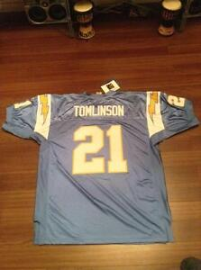AUTHENTIC FOOTBALL JERSEY'S