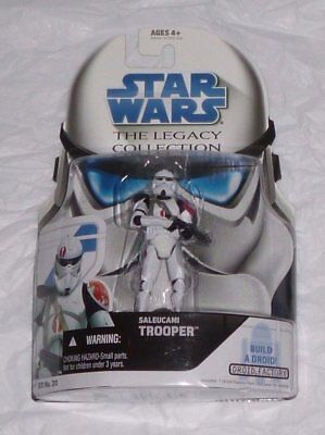 "STAR WARS | 89602 Saleucami Trooper 3.75"" Action Figure 