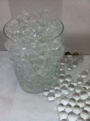 Wasserperlen klar Bunte Blumenerde Hydrogel 10 Gramm