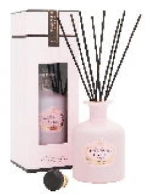 Rose Blush Portus Cale 8 Oz Fragrance Reed Diffuser